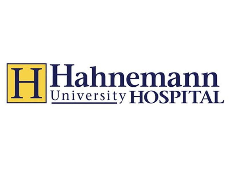hahnemann hospital logo