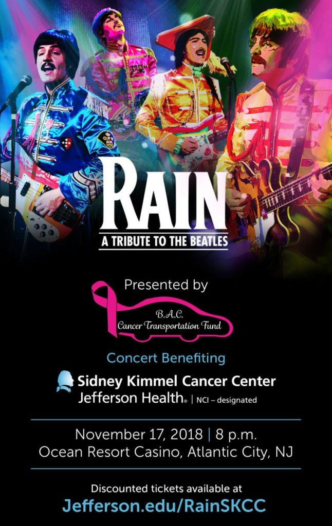 Jefferson Cancer Benefit Concert Sponsorship(1)