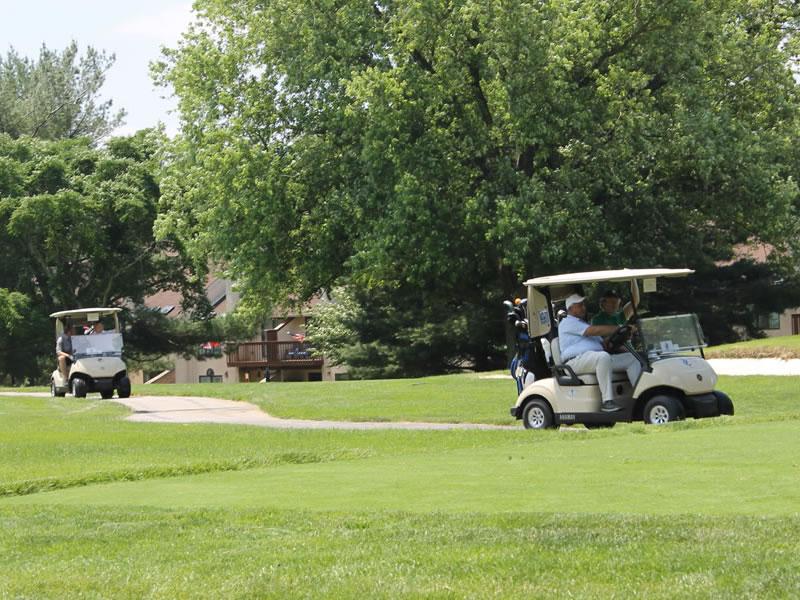 golf-event - social-media