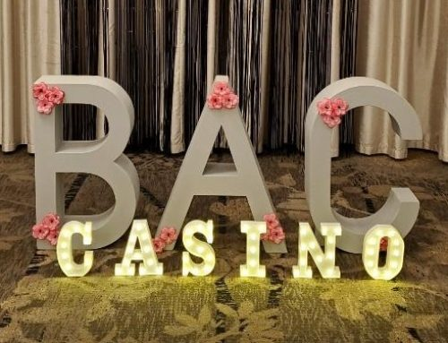 November 2019 1st Annual Casino Night